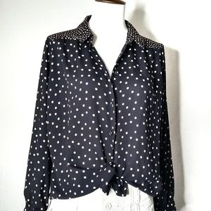 Zara Basic Colection Blouse Size M